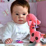 Куклы и игрушки ручной работы. Ярмарка Мастеров - ручная работа кукла реборн Женька. Handmade.
