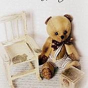 Куклы и игрушки ручной работы. Ярмарка Мастеров - ручная работа Чердачный мишка Mr. Бро.. Handmade.