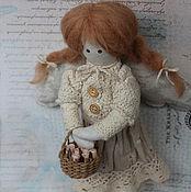 Куклы и игрушки ручной работы. Ярмарка Мастеров - ручная работа Есть Ангелы у каждого из нас.... Handmade.