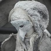 Куклы и игрушки ручной работы. Ярмарка Мастеров - ручная работа Птица. Handmade.