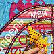 """Развивающие игрушки ручной работы. Заказать Развивающее панно """" КАЛЕНДАРЬ"""". Наталья Легкая. Ярмарка Мастеров. Развивающие игрушки"""
