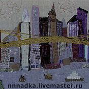 Картины и панно ручной работы. Ярмарка Мастеров - ручная работа О, Гудбай Америка. Handmade.