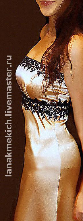 """Платья ручной работы. Ярмарка Мастеров - ручная работа. Купить Платье   """"Русалка"""". Handmade. Платье, вечернее платье"""