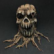 Субкультуры handmade. Livemaster - original item Octopus Mask. Handmade.