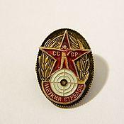 Украшения handmade. Livemaster - original item Icon with symbols of the Soviet era