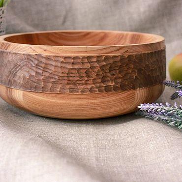 Посуда ручной работы. Ярмарка Мастеров - ручная работа Салатник №3. Handmade.