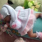 """Одежда для кукол ручной работы. Ярмарка Мастеров - ручная работа """"Розовые сны"""". Одежда для кукол. Handmade."""