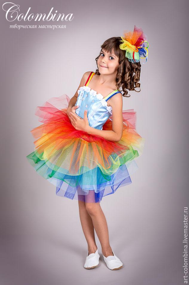 Купить Костюм радуги - разноцветный, радуга, костюм радуги ... - photo#15