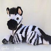 Куклы и игрушки handmade. Livemaster - original item Giselle. Toy fur.. Handmade.
