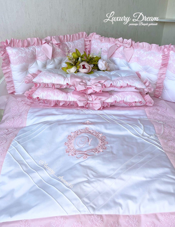 Бортики в кроватку, Бортики в кроватку, Сургут,  Фото №1
