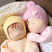 Куклы и игрушки ручной работы. Ярмарка Мастеров - ручная работа Сладкие Сони, текстильные куклы. Handmade.