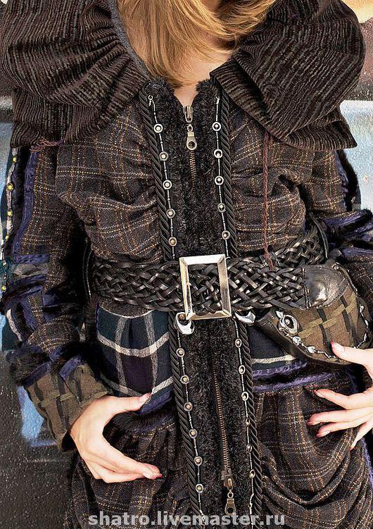 Верхняя одежда ручной работы. Ярмарка Мастеров - ручная работа. Купить пальто НУ ОЧЕНЬ КРАСИВОЕ. Handmade. Авторский дизайн