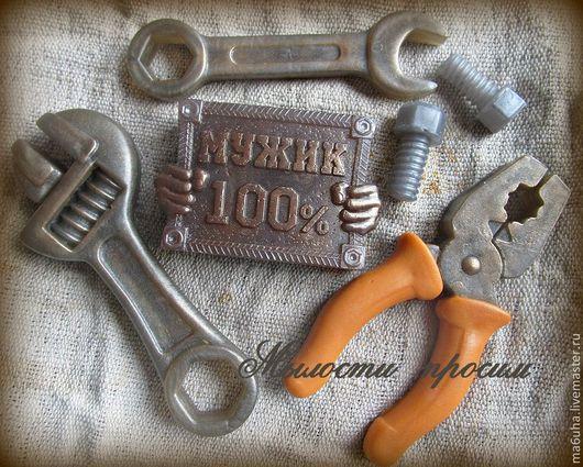 Мыло ручной работы. Ярмарка Мастеров - ручная работа. Купить Набор инструментов для ремонта. Handmade. Мыло ручной работы, подарок