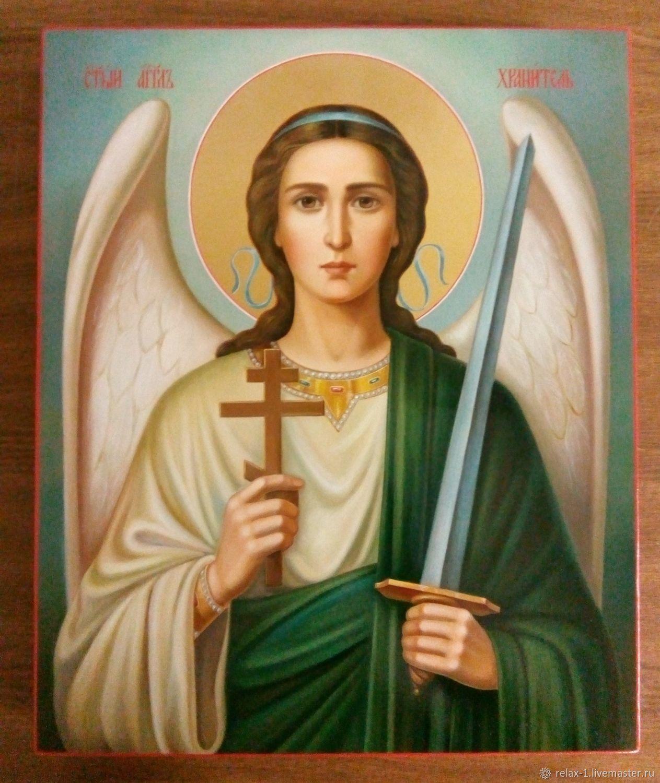 Икона Святой Ангел Хранитель, Иконы, Калуга,  Фото №1