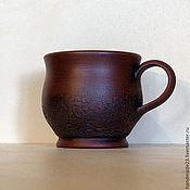 """Посуда ручной работы. Ярмарка Мастеров - ручная работа чашка """"чайкофский"""". Handmade."""