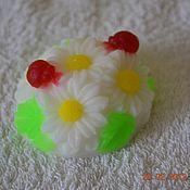 Косметика ручной работы. Ярмарка Мастеров - ручная работа Цветочное мыло. Handmade.
