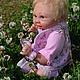 Куклы-младенцы и reborn ручной работы. мини-реборн Клер. Ирина Мещерякова. Ярмарка Мастеров. Подарок, стекло