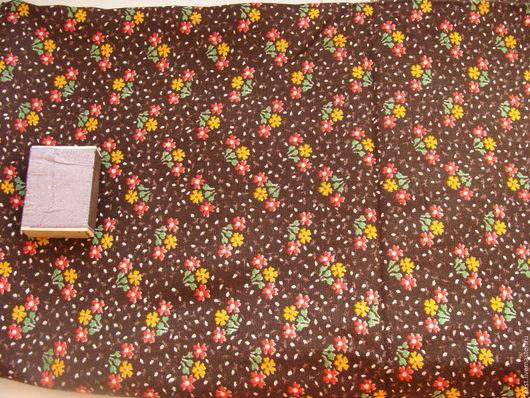 Шитье ручной работы. Ярмарка Мастеров - ручная работа. Купить 290 х 85 см. Ткань штапель, винтаж.. Handmade.