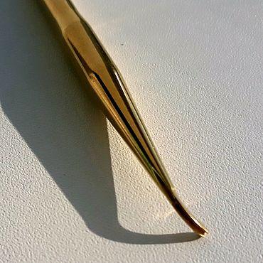 Материалы для творчества ручной работы. Ярмарка Мастеров - ручная работа Японский ультратонкий нож для цветоделия (бульки). Handmade.