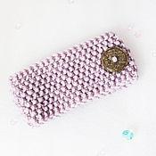 Аксессуары handmade. Livemaster - original item Knitted headband