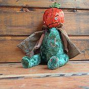 Куклы и игрушки ручной работы. Ярмарка Мастеров - ручная работа Тыква Джек.. Handmade.
