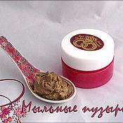 Косметика ручной работы handmade. Livemaster - original item Cream-scrub