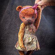 Куклы и игрушки handmade. Livemaster - original item Vintage Teddy bear Mika.. Handmade.