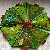 Подарки к праздникам ручной работы. Ярмарка Мастеров - ручная работа И снова ёлки. Handmade.