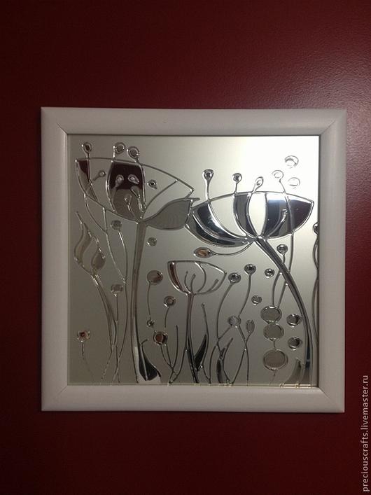 Картина на стекле от студии il Vetro