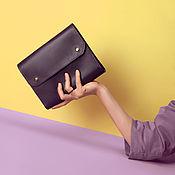Канцелярские товары handmade. Livemaster - original item Notepad leather. Handmade.