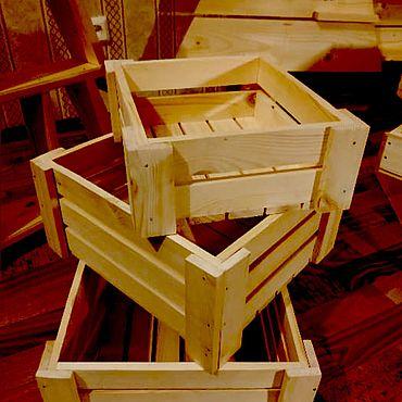 Дизайн и реклама ручной работы. Ярмарка Мастеров - ручная работа Декоротивный ящик. Handmade.