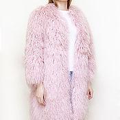 Одежда handmade. Livemaster - original item Pearl coat of the llama. Fur coat Lama. The coat of the llama. Lama buy. Lama.. Handmade.