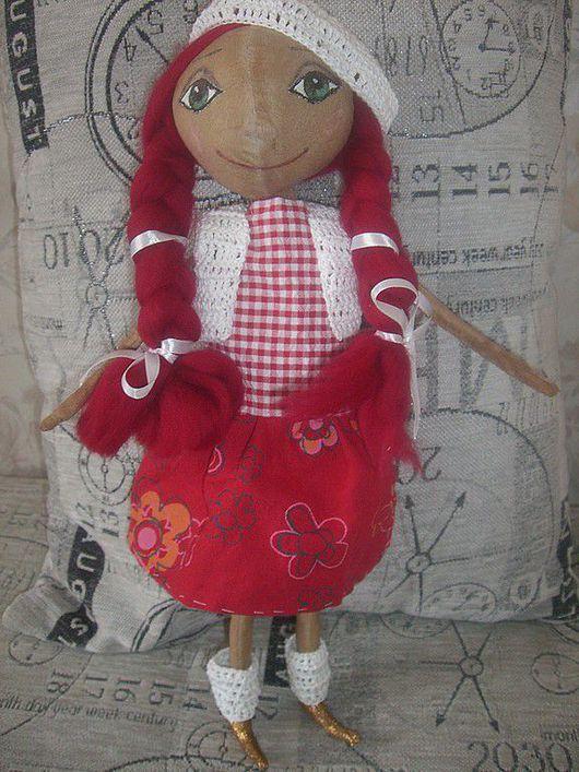 Ароматизированные куклы ручной работы. Ярмарка Мастеров - ручная работа. Купить Куколка Беатрис. Handmade. Текстильная кукла, интерьерная кукла