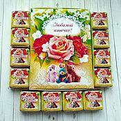 Сувениры и подарки handmade. Livemaster - original item Shock boxes for Educators in the assortment. Handmade.
