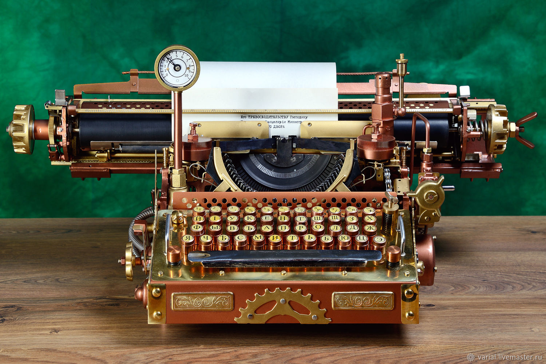 Картинка механическая машина