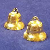Материалы для творчества handmade. Livemaster - original item bell decorative. Handmade.