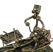 Сувениры и подарки handmade. Livemaster - original item Traumatologist No. №3. Handmade.
