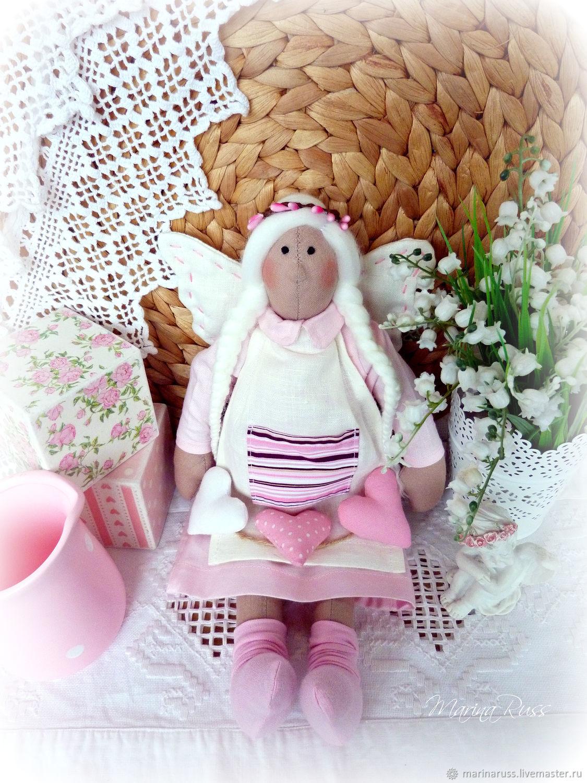 Тильда ангел, Куклы Тильда, Гатчина,  Фото №1
