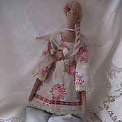 Куклы и игрушки ручной работы. Ярмарка Мастеров - ручная работа Тильда Ангел в пижамке. Handmade.