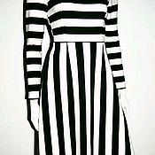Одежда ручной работы. Ярмарка Мастеров - ручная работа Платье модель 2172. Handmade.