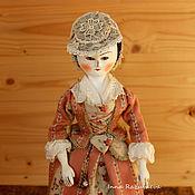 Куклы и игрушки ручной работы. Ярмарка Мастеров - ручная работа Дороти. Деревянная кукла в стиле Queen Anne dolls. Handmade.