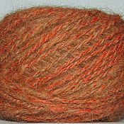Материалы для творчества handmade. Livemaster - original item Yarn hand spinning