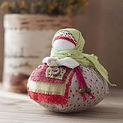 Куклы и игрушки ручной работы. Ярмарка Мастеров - ручная работа Кукла народная Благополучница Яркая. Handmade.