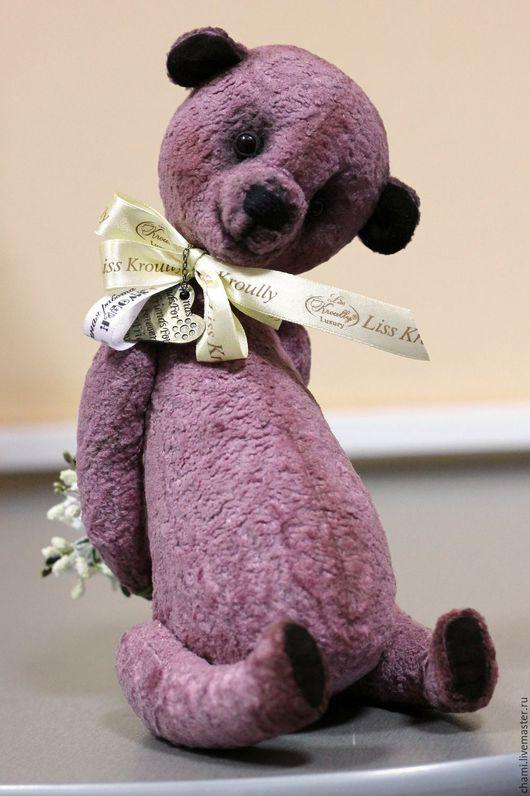 Мишки Тедди ручной работы. Ярмарка Мастеров - ручная работа. Купить Мишка Мила. Handmade. Розовый, мишка ручной работы