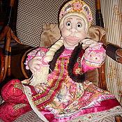 """Куклы и игрушки ручной работы. Ярмарка Мастеров - ручная работа Кукла """"Варвара"""".. Handmade."""