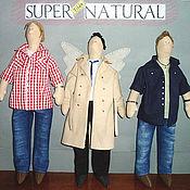 Куклы и игрушки ручной работы. Ярмарка Мастеров - ручная работа Куклы Supernatural. Handmade.