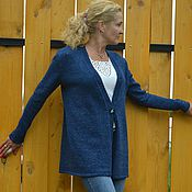 Одежда handmade. Livemaster - original item Cardigan Urban everyday life. Handmade.