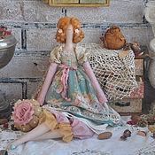 """Куклы Тильда ручной работы. Ярмарка Мастеров - ручная работа Кукла в стиле Тильда """"Осенняя рапсодия"""". Handmade."""