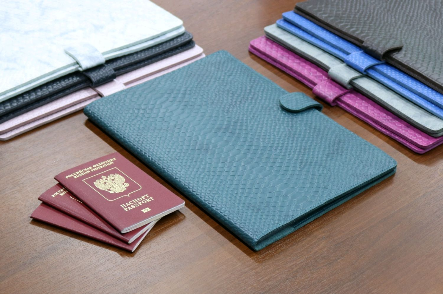 Organizer for A4 documents, Cover, Moscow,  Фото №1