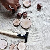 Куклы и игрушки ручной работы. Ярмарка Мастеров - ручная работа Песок для изготовления кинетического песка, а так же для поделок.. Handmade.